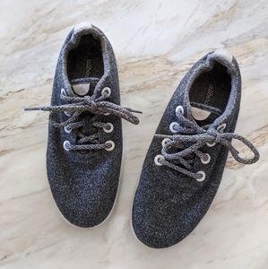 Allbirds grey wool runners tennis shoes 8
